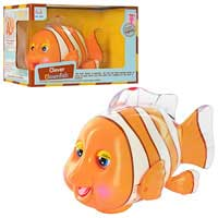 Рыбка Clever clownfish 998
