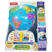 Умный глобус Fisher-Price DRJ90 с технологией Smart Stages (рус.)